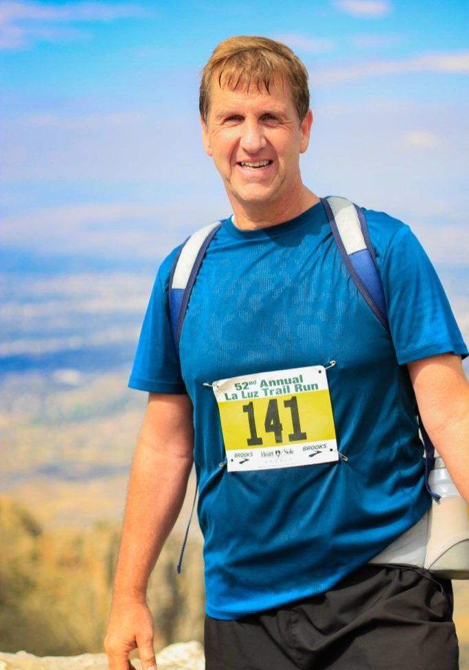 Bob Gruenig La Luz Trail Run STEM South West